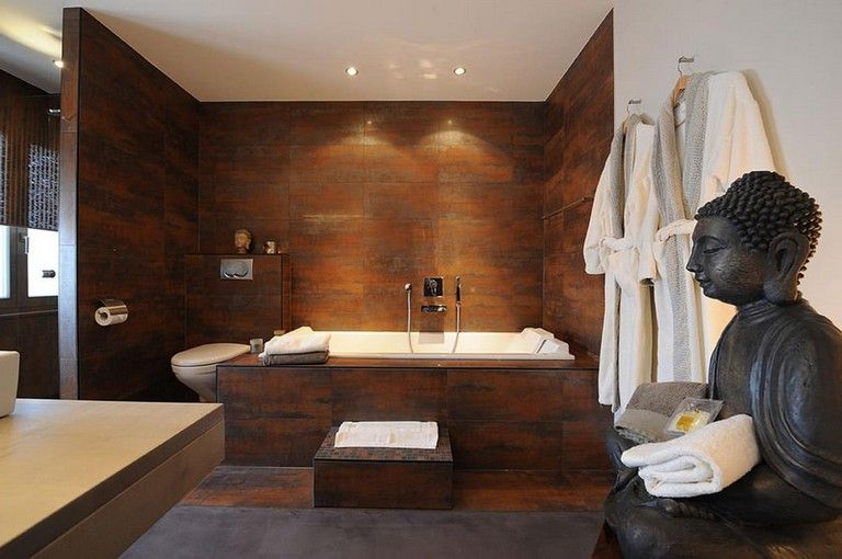 40 amazing spa style bathroom decorating ideas bathroom ideas rh pinterest com
