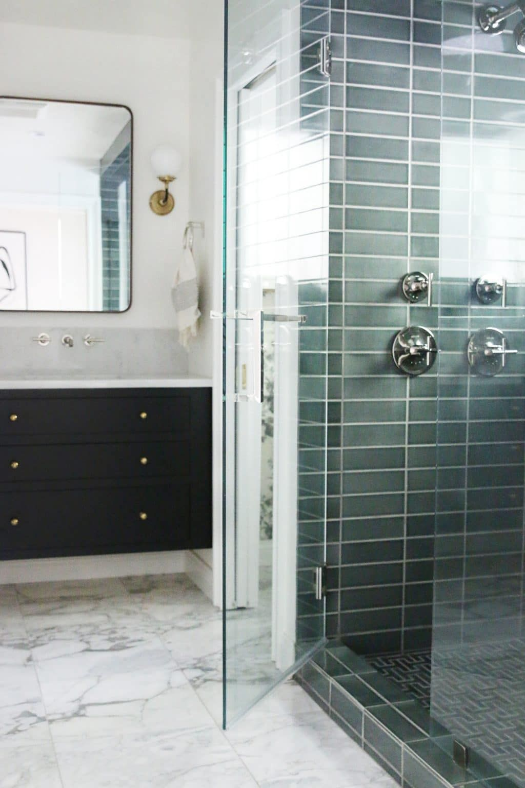 how much did the bathroom renovation cost a full budget breakdown rh pinterest com