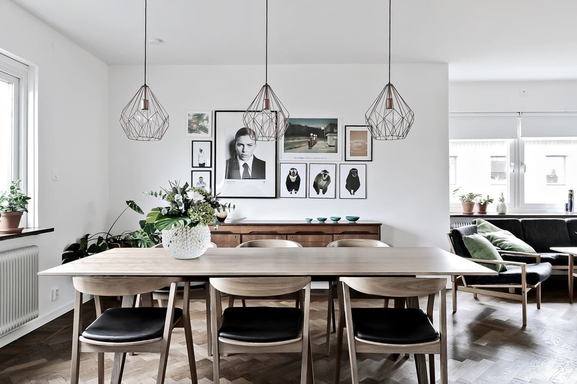 Pin by Bjurfors on Dining room / Matsal  Home decor, Dining table