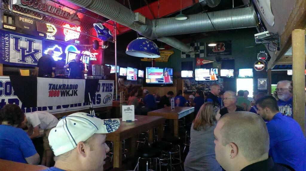 Stop 23 of the KSR Tour took us to Northern Kentucky at