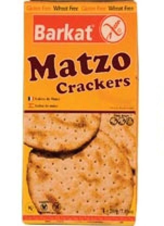 Where Can You Find Gluten-Free Matzo for Passover?: Barkat Gluten-Free Matzos