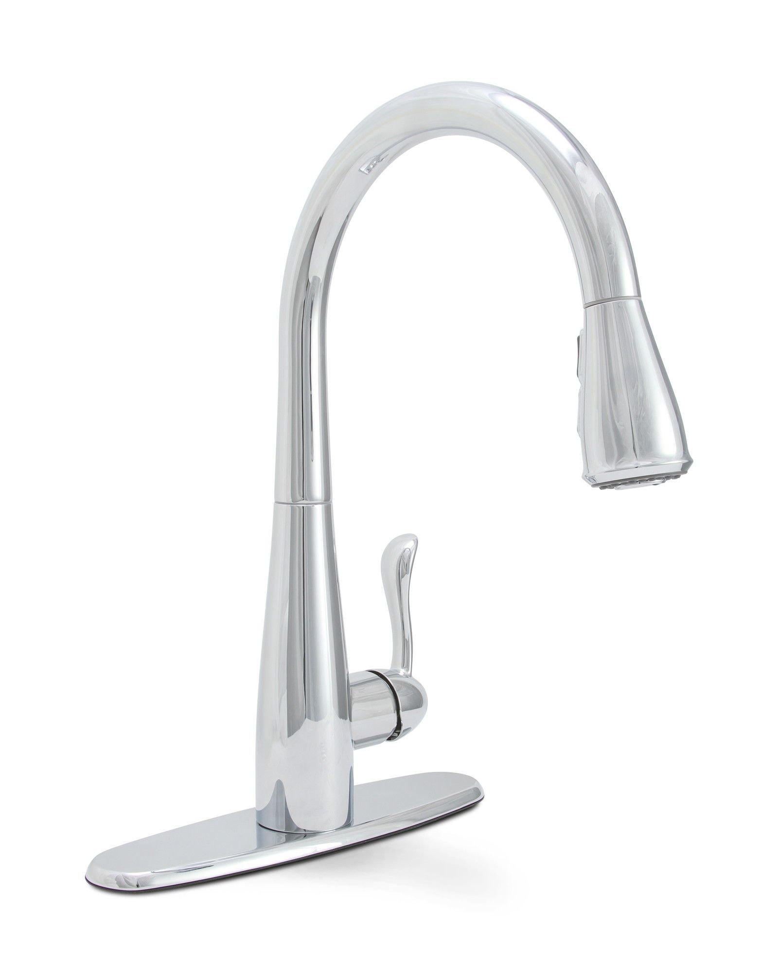 sanibel single handle pull down kitchen faucet products rh za pinterest com