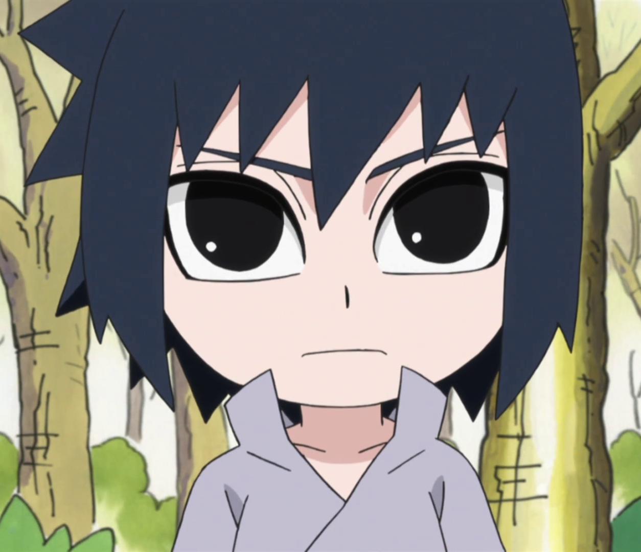 Sasuke Uchiha Sasuke Chibi Anime Chibi Anime Naruto