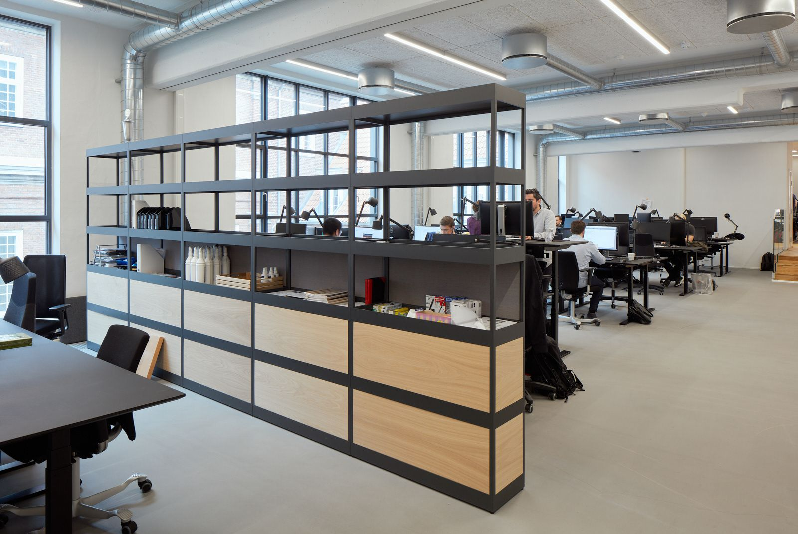 Interiors Copenhagen Headquarter for Unity by