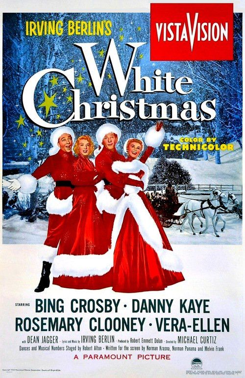 Watch White Christmas 1954 Full Movie Online Free   All Movie ...