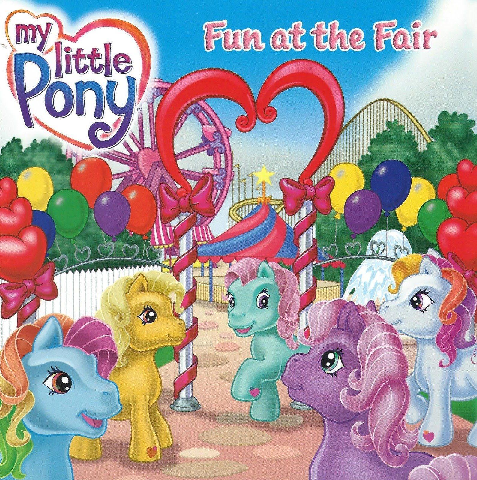 Fun At The Fair My Little Pony