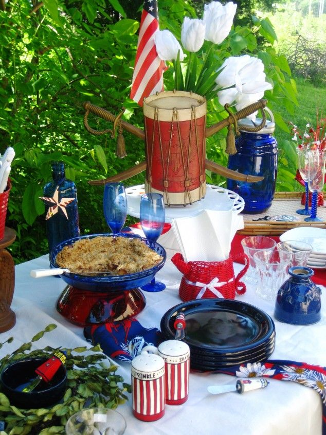 High Quality 33 Inspirational Labor Day Decorations Ideas