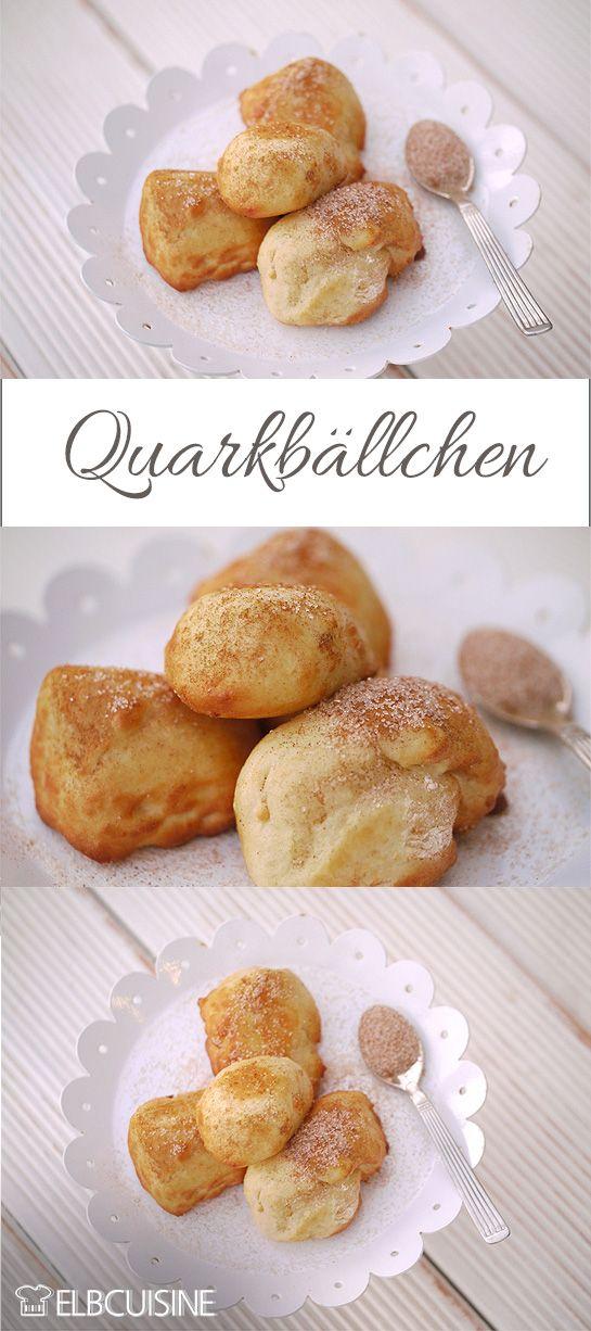 Quarkbällchen in kalorienarm