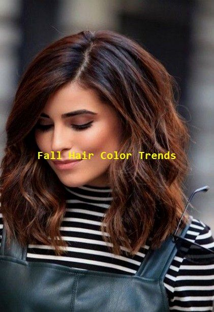 Trendy Hair Color 2019 Winter 60+ Ideas #fallhaircolorforbrunettes