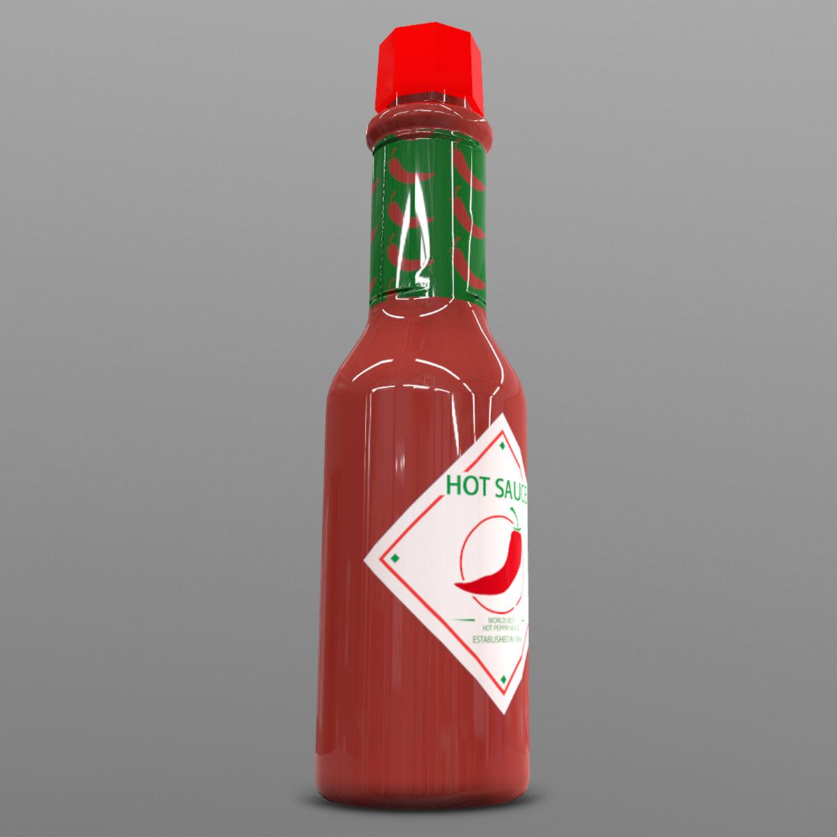Hot Sauce Bottle Hot Sauce Bottles Hot Sauce