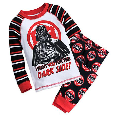 Darth Vader Pajama Set for Boys  23e823d24
