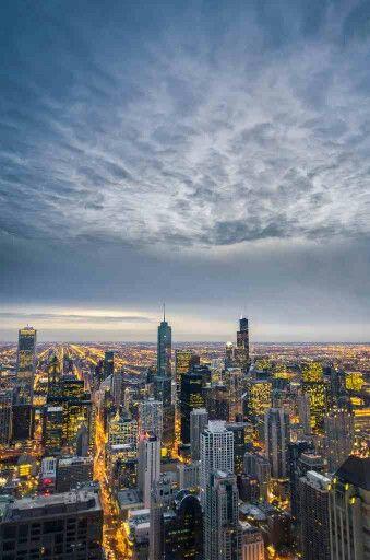 Chicago Road Trip Usa City Landscape Places To Go