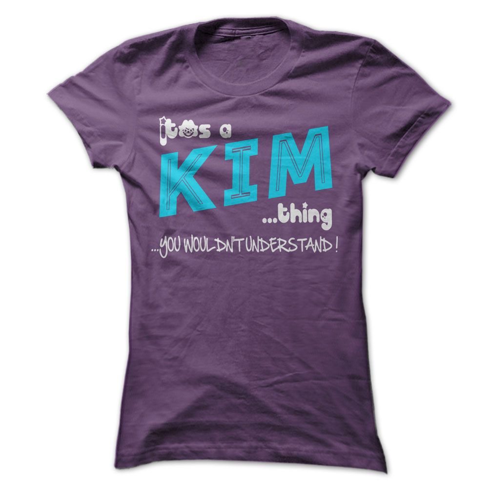 cool Its a KIM thing ! 2015 Check more at http://myteemoon.com/its-a-kim-thing-2015-2/