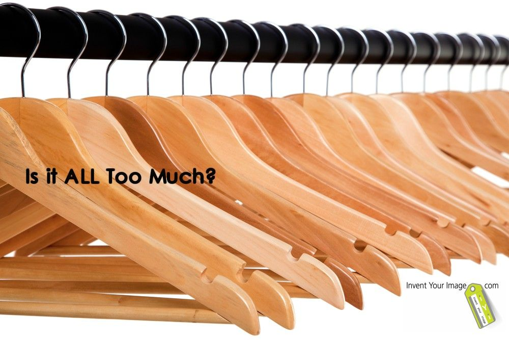 Do you have trouble editing your closet? Do you have too much or too little? Click on our latest blog posts for a few tips.