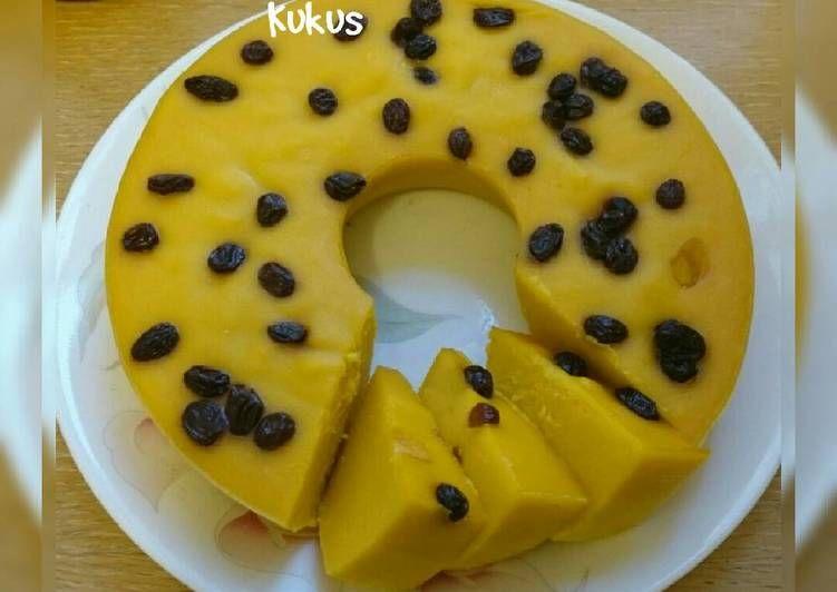 Resep Cake Labu Kuning Kukus Oleh Retno Nia Sari Xenia S Kitchen Resep Resep Makanan Manis Masakan