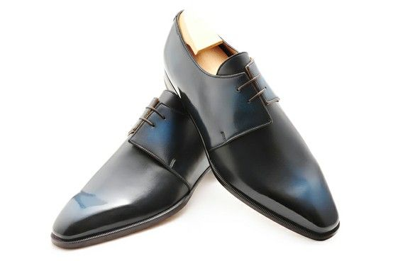 #Aubercy - Sigmund - Richelieu - Ligne Prestige - Sur commande - Made to order - Veau - Calfskin - #Dapper - #Men - #Shoes