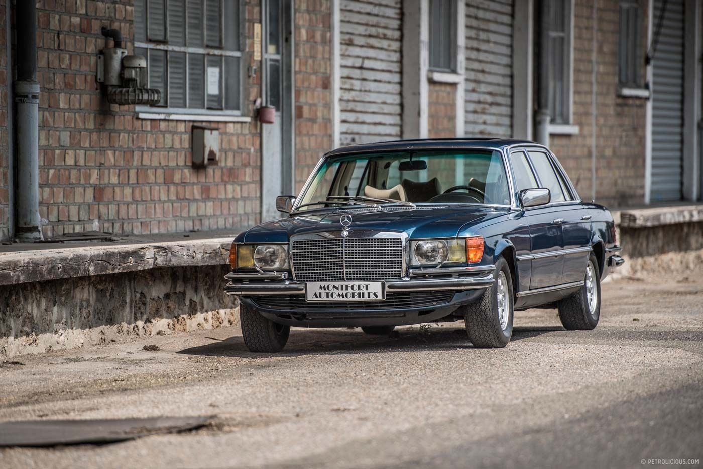 Mercedes Benz 450sel 69 Was All About Engineering Cars Http Petroliciouscom 6