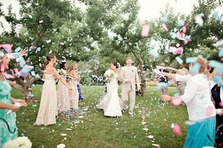 Different Ideas For A Wedding Send Off You Couldnt Do Some Of