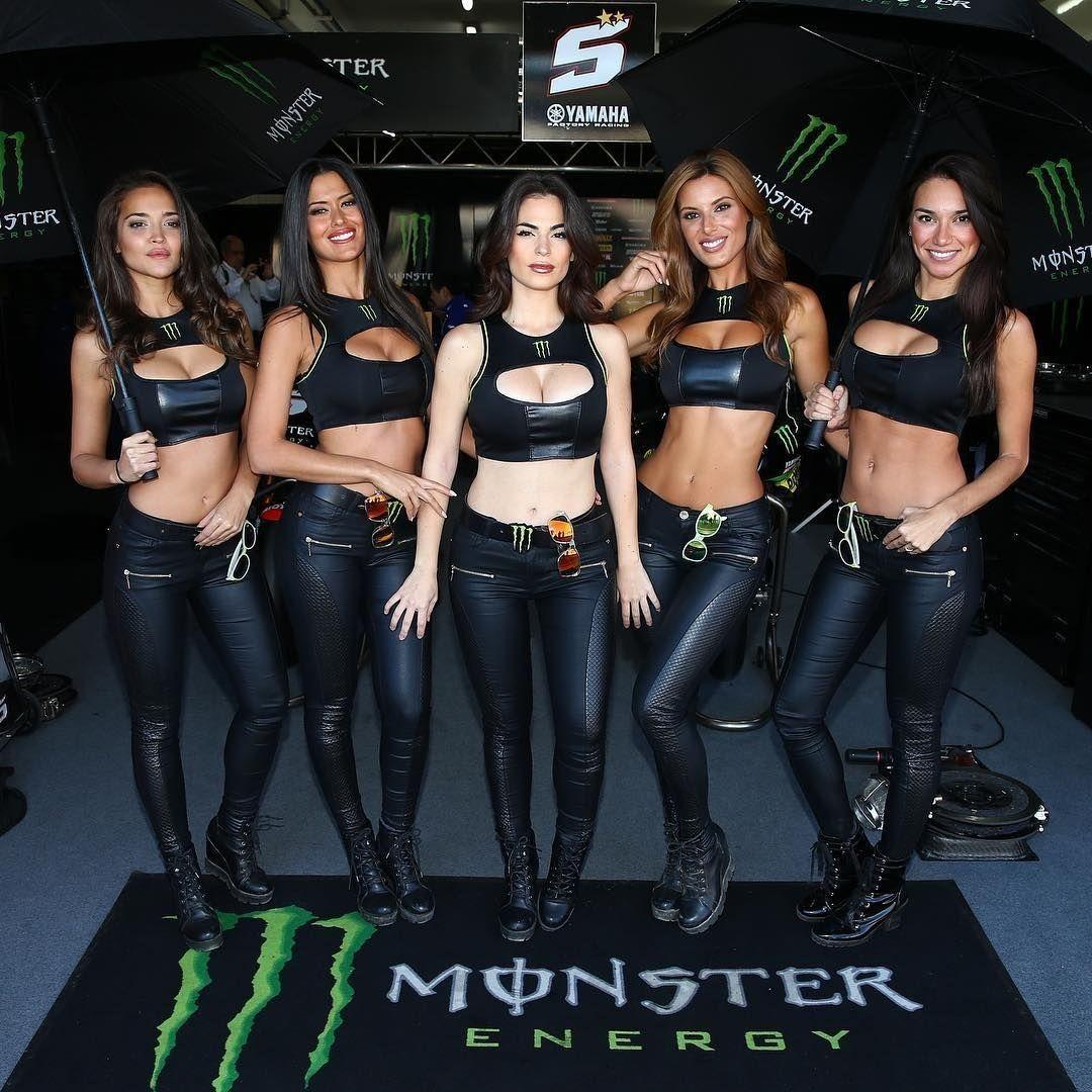 Ghetto monster energy promotion girls nude legal