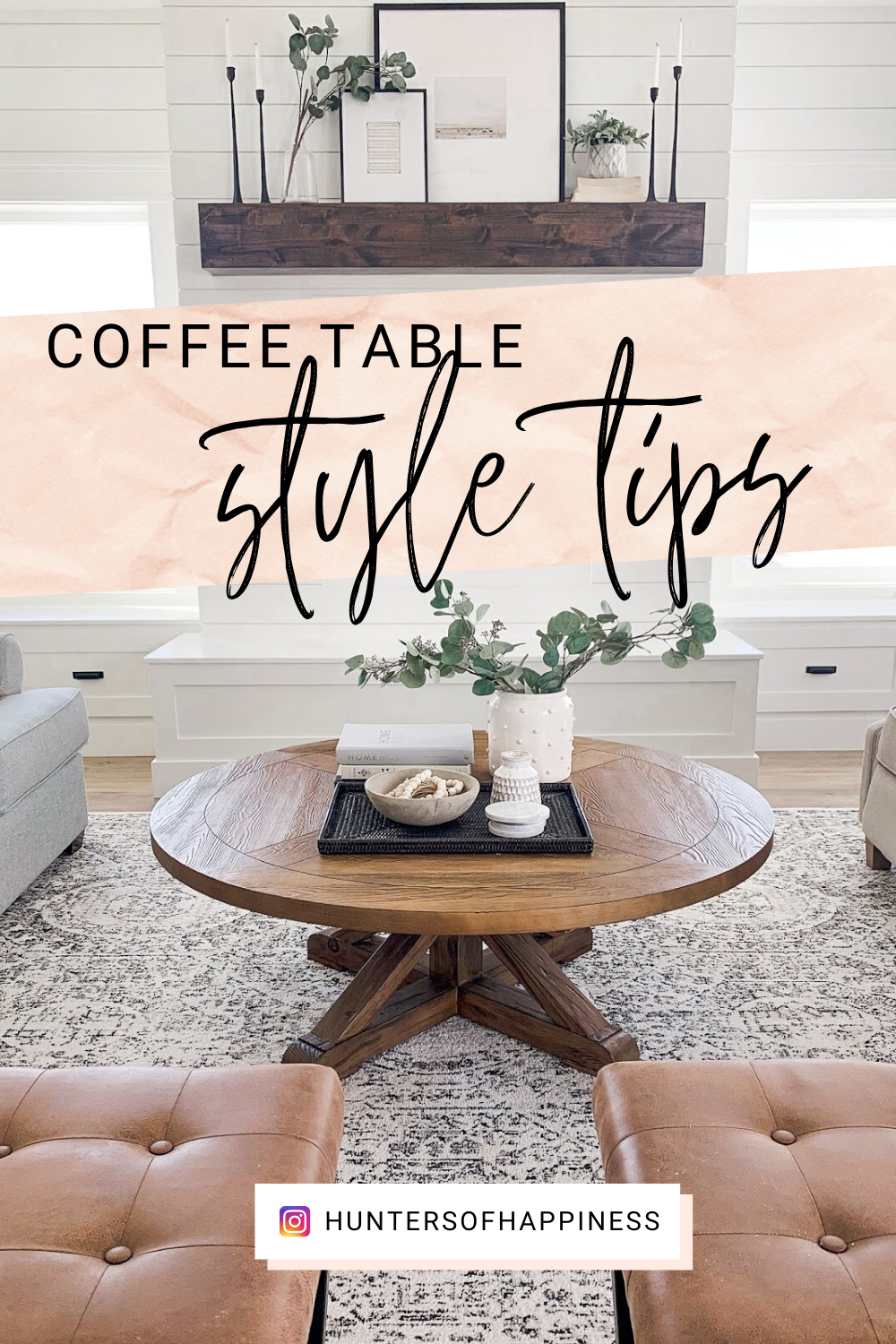 Coffee Table Styling Tips In 2020 Coffee Table Coffee Table