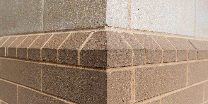 H.D. Woodson High School - Glen-Gery Brick