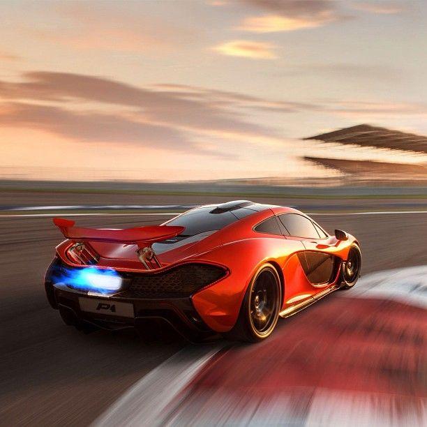 McLaren P1 Goes Sub Seven Minutes Around The Nurburgring
