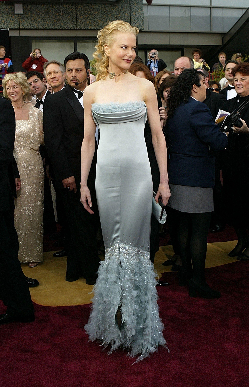 Nicole Kidman's Most Glamorous Oscars Fashion Moments