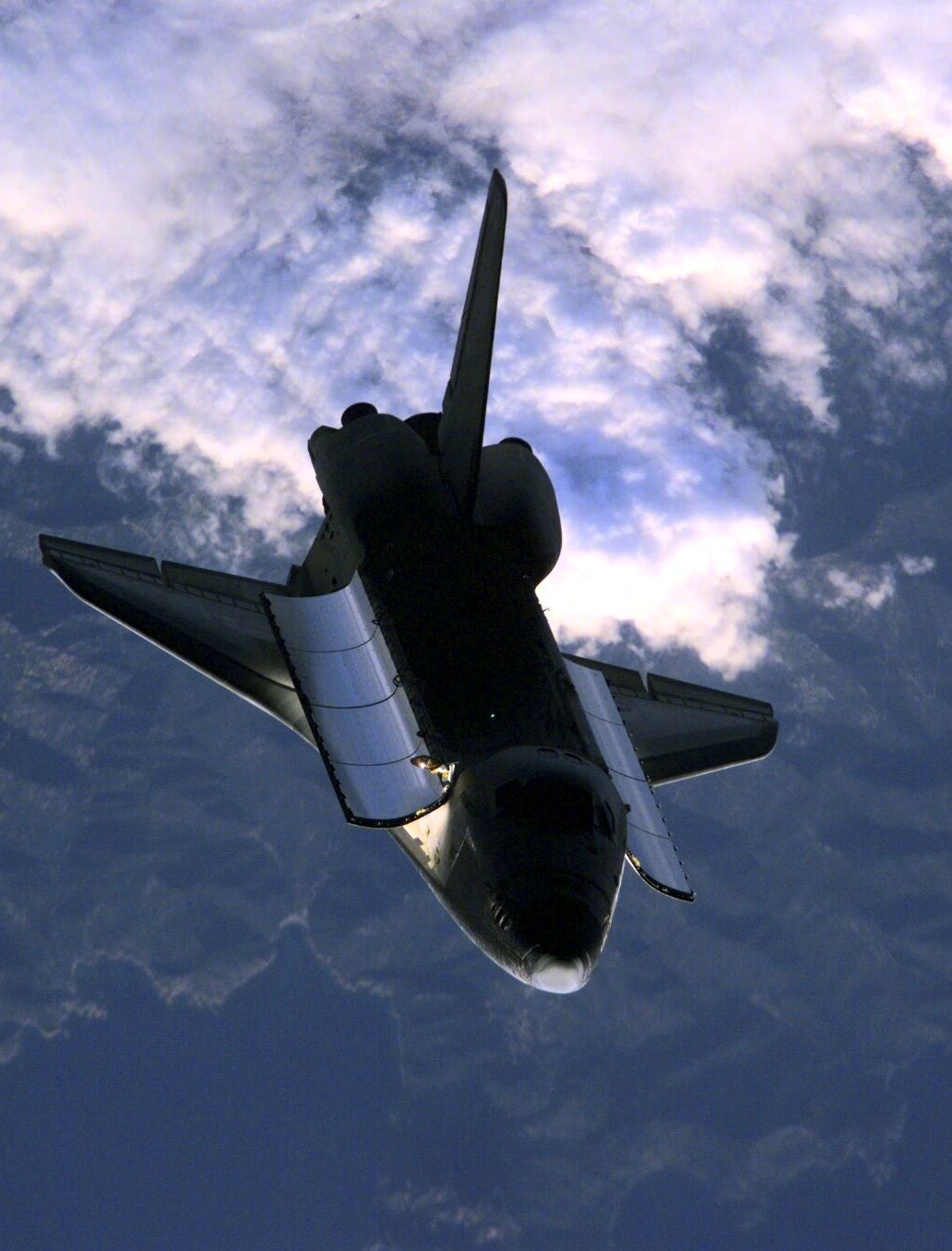 the space shuttle program technologies and accomplishments - photo #27