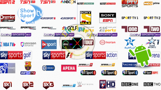 PREMIUM 80 Live Sport Channels With Show Sport TV Android