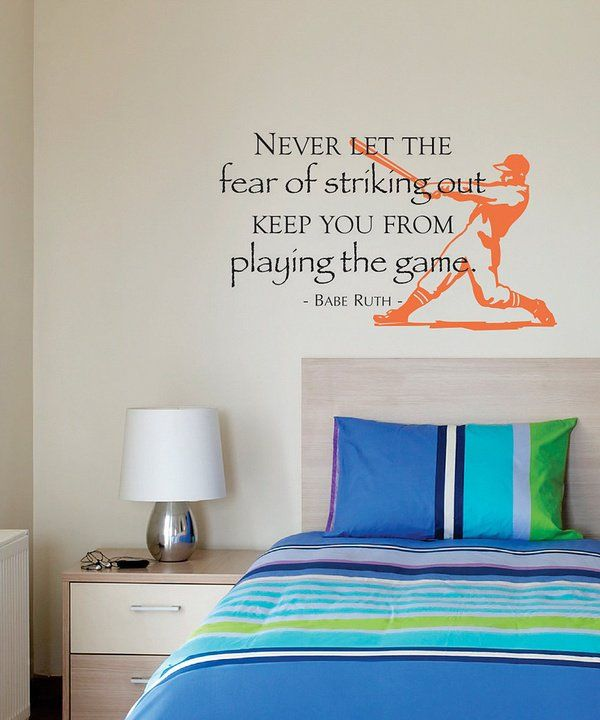 Girls Room Wall Quote 42 Boys Room Colors