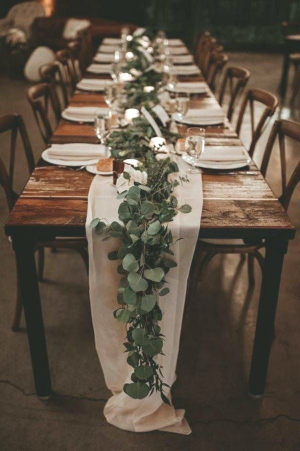 20 amazing table landscape ideas for a boho wedding