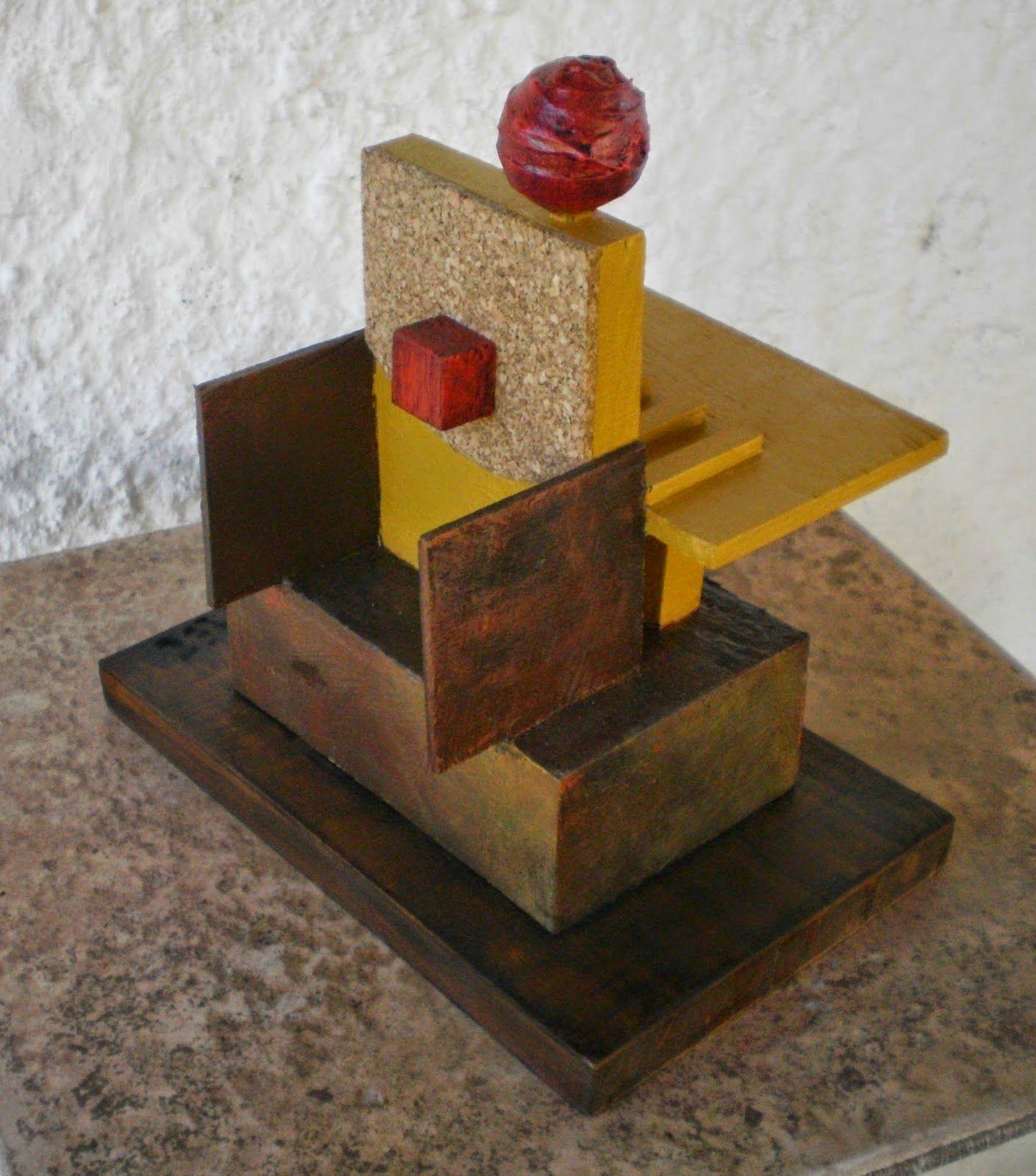 Construcci N Con Esfera Arte Volumen Y Otros Serie  # Saqqara Muebles Y Decoracion