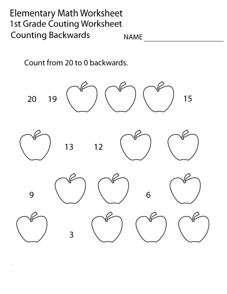 39 Simple First Grade Math Worksheets For You Bacamajalah First Grade Math Worksheets 1st Grade Math Worksheets Math Worksheets