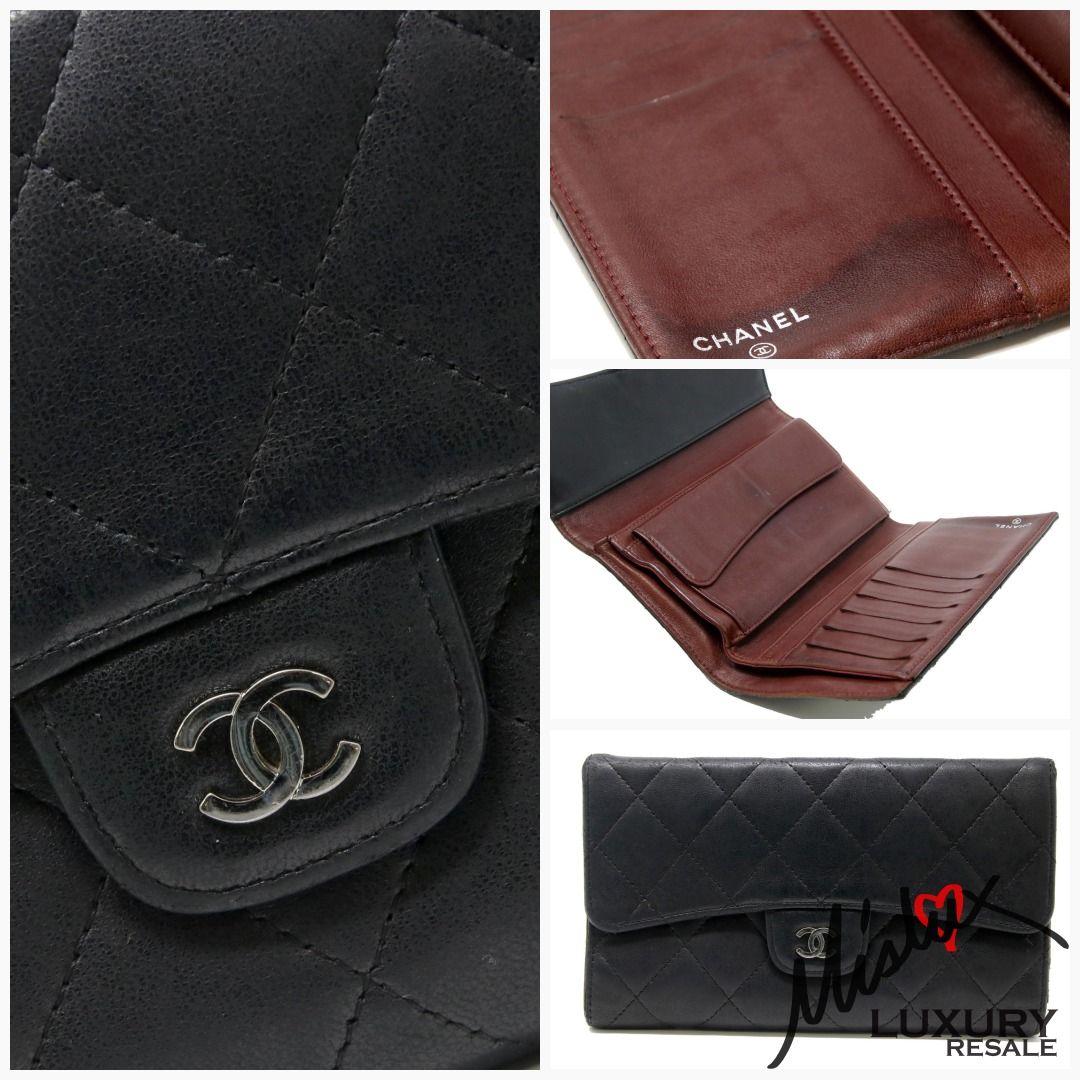 b95b8953ab0e Chanel 2.55 Reissue CC Quilted Trifold Large Flap Lambskin Wallet #brea  #lahabra #minks4all #santafesprings #designeraddict #cerritos #baglover  #purseaddict ...