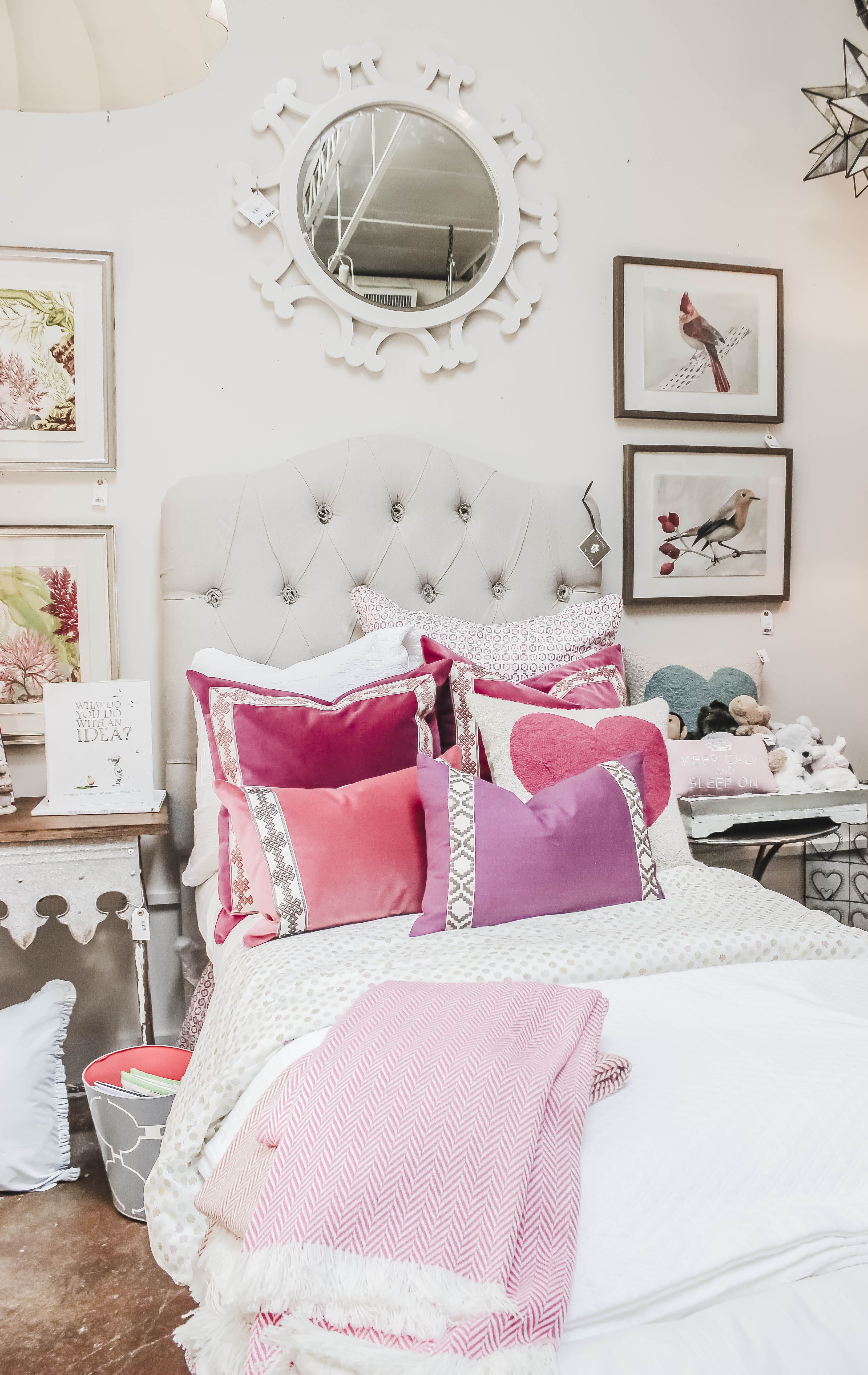 Teenage Rooms: Girls Room At Peridot West! Pretty In Pink