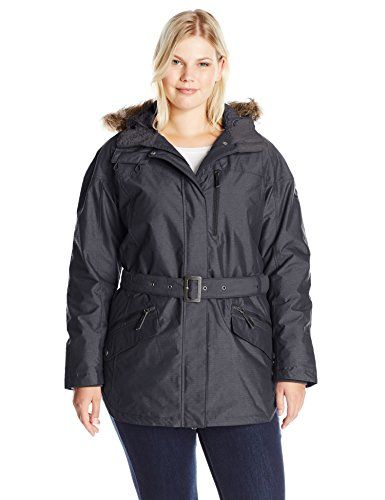 7377ece9926 Columbia Womens Carson Pass II Jacket Plus Size Black 3X     See this great  product. This is an Amazon Affiliate links.
