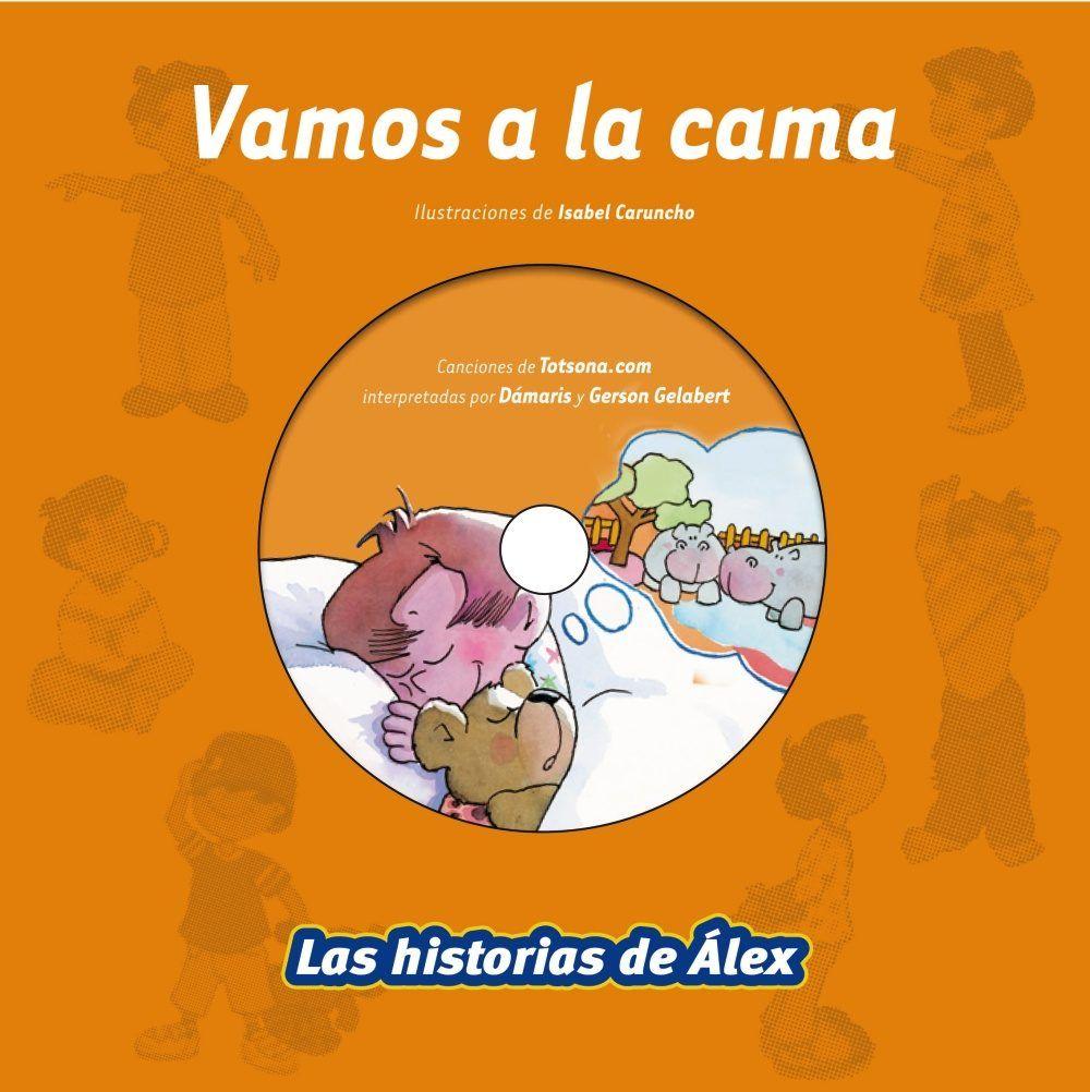 vamos a la cama: las historias de alex-9788499740133