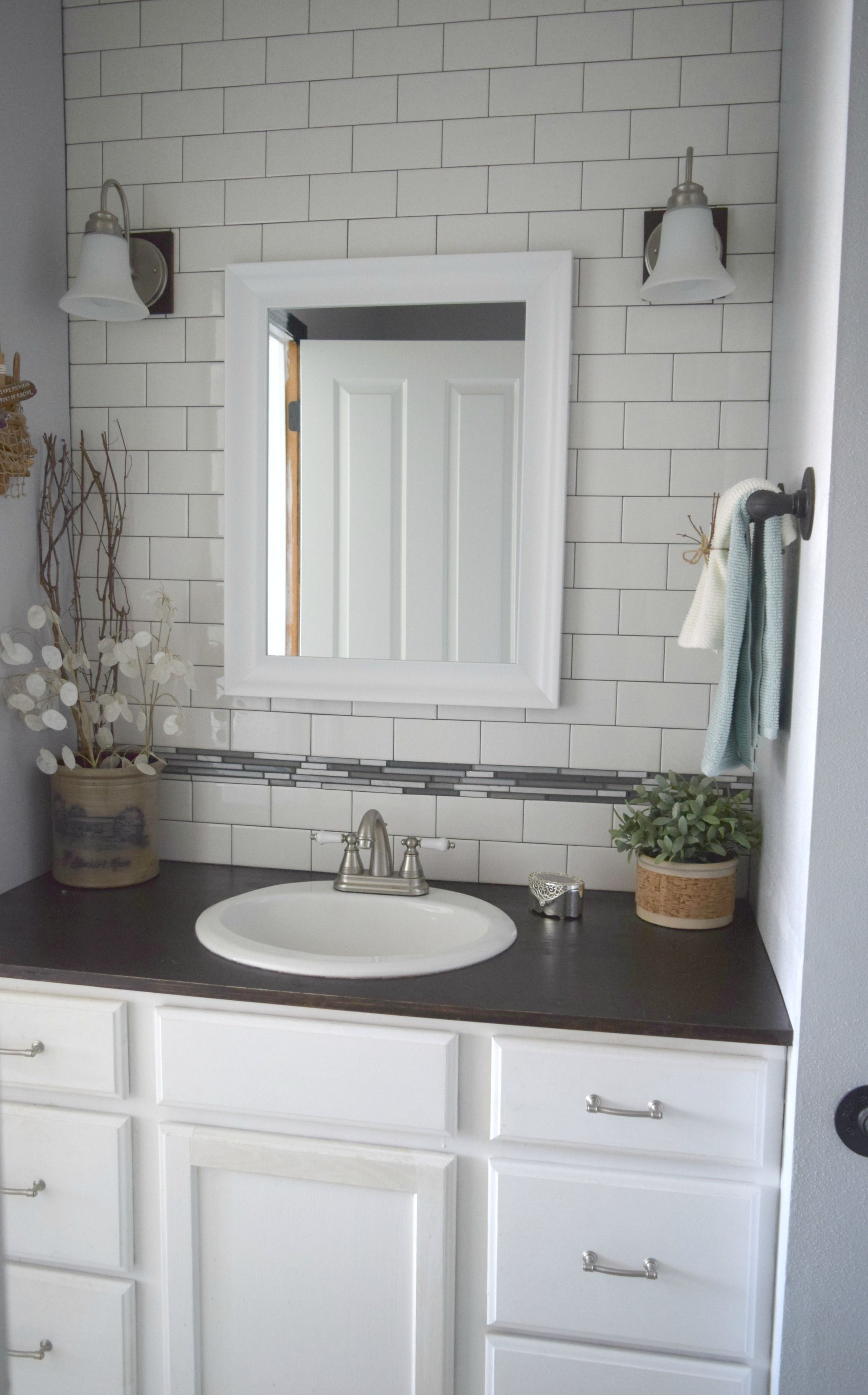 Bathroom and Kitchen Renovations You Can Afford | Small bathroom ...