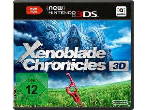 Xenoblade Chronicles 3D  NEW 3DS in Actionspiele FSK 12, Spiele und Games in Online Shop http://Spiel.Zone