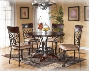 D34515 by Ashley Furniture in Edmonton, AB - Round Dining Room Table