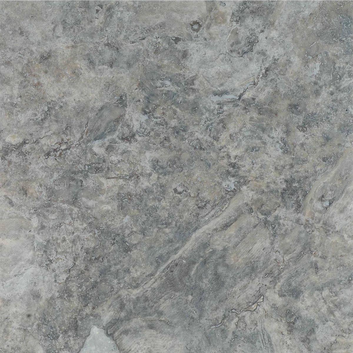 Dark Travertine Tile silver travertine silver travertine. | textures: stone | pinterest