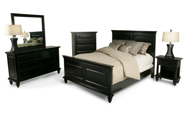 Best Bob S Discount Furniture Camden 8 Pc Pkg 999 Bedroom 400 x 300