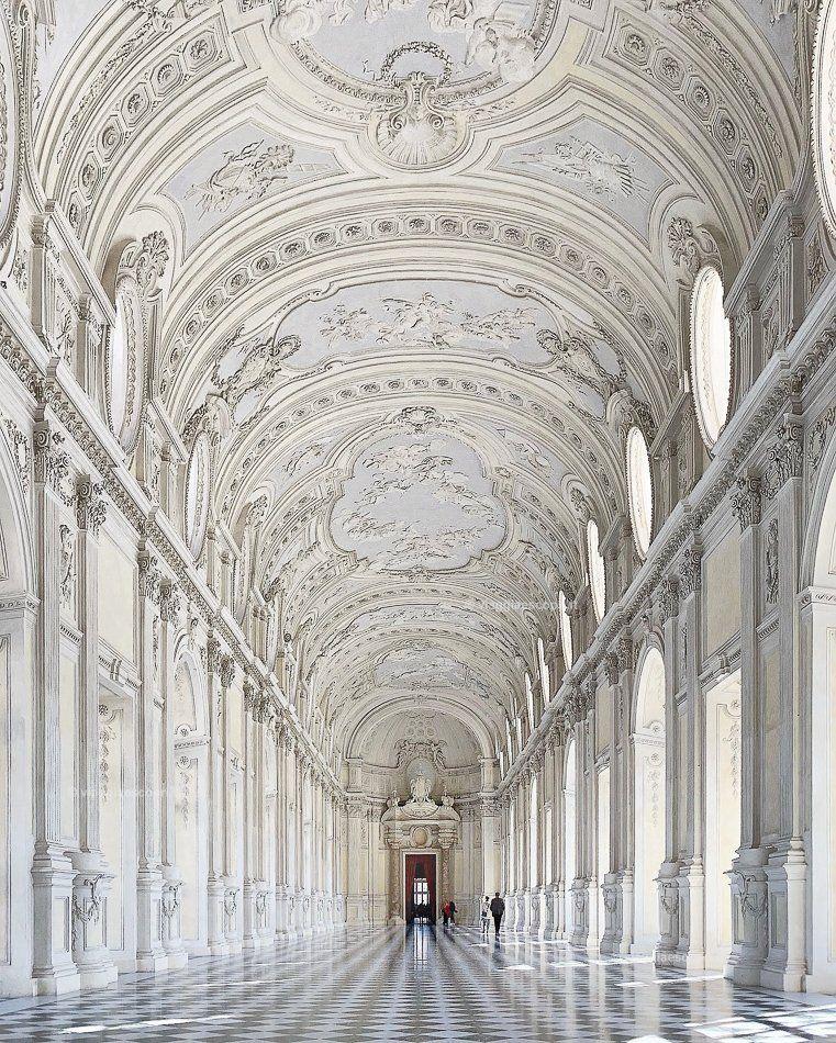 Visitare la Reggia di Venaria Reale, un tuffo nella storia