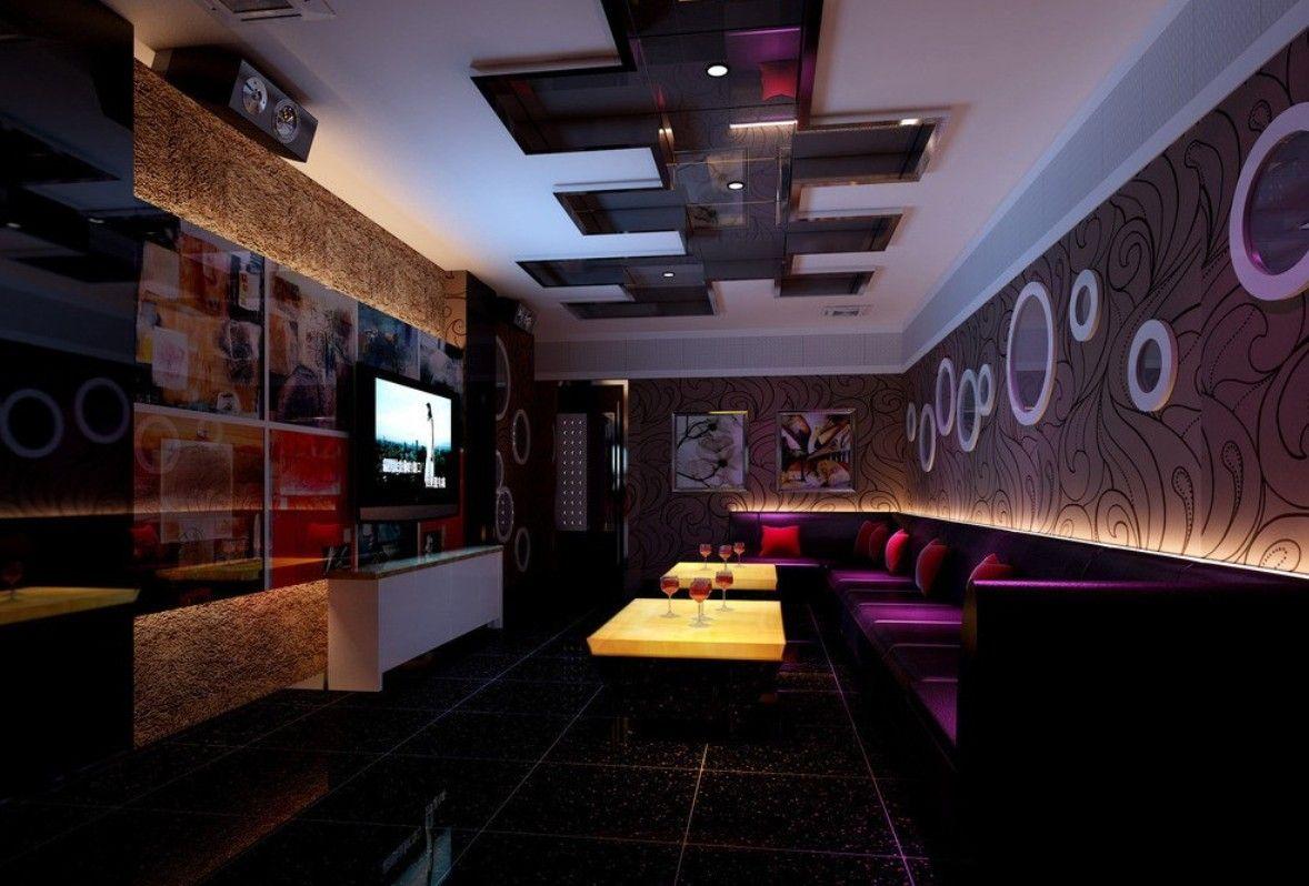 Chinese Modern Ktv Room Interior Jpg 1 178 798픽셀 Karaoke Room House Design Room
