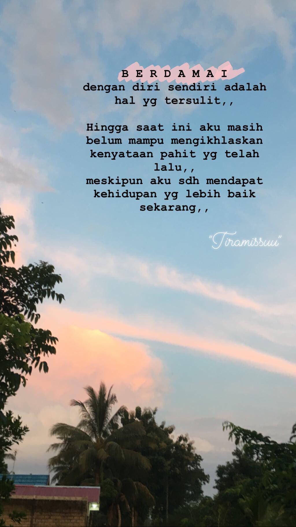 Quotes Ini Untuk Masa Lalu Yg Pernah Sulit Meskipun Sekarang Sdh