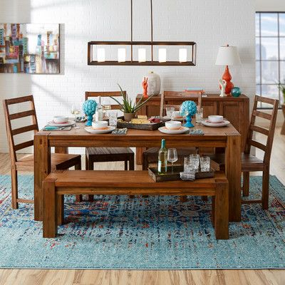 Mercury Row Venus Dining Table & Reviews | Wayfair