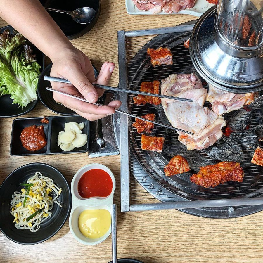 11 Best Halal Korean Restaurants Travel Guides For Muslim Travellers Have Halal Will Travel Halal Recipes Korean Restaurant Halal