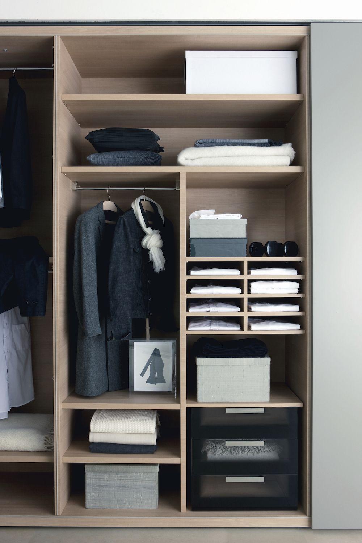 8 Quick And Easy Closet Upgrades Apartmentguide Com Simple Closet Bedroom Closet Design Closet Design