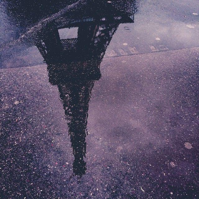 PARIS THUNDER. #paris #inlove
