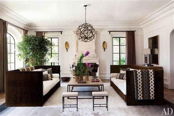Tom Brady Gisele Show Off Home In Architectural Digest